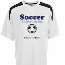 Custom Soccer Jersey Design #9