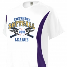 Custom Softball Jersey Design #7