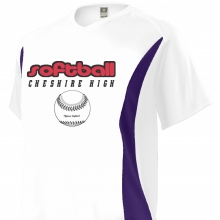 Custom Softball Jersey Design #11