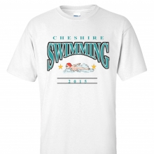 Custom Swimming Jersey Design #10