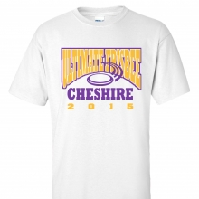 Custom Ultimate Frisbee Jersey Design #2