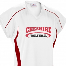 Custom Volleyball Jersey Design #12