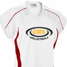 Custom Volleyball Jersey Design #14