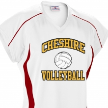 Custom Volleyball Jersey Design #17