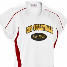 Custom Volleyball Jersey Design #19