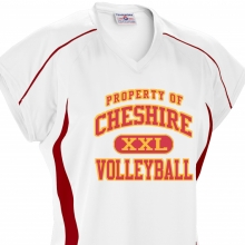 Custom Volleyball Jersey Design #23