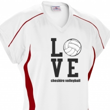 Custom Volleyball Jersey Design #21
