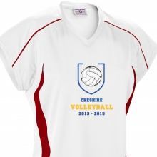 Custom Volleyball Jersey Design #22