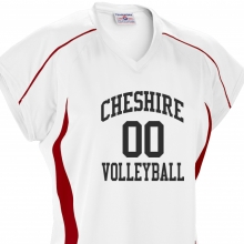Custom Volleyball Uniform Design #