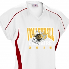 Custom Volleyball Jersey Design #2