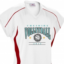 Custom Volleyball Jersey Design #8
