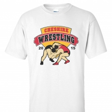 Custom Wrestling Jersey Design #6