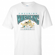Custom Wrestling Jersey Design #9